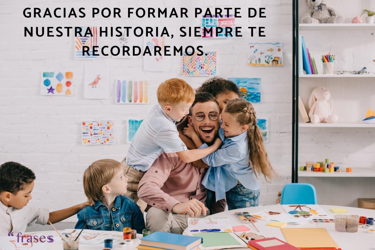 80 Frases Para Profesores De Agradecimiento Y Respeto
