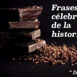 Frases célebres de la historia