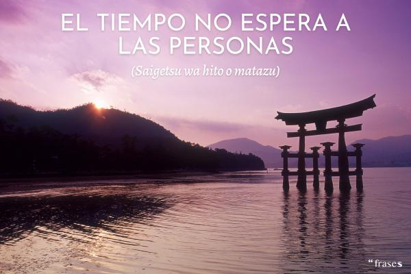 Frases y proverbios japoneses