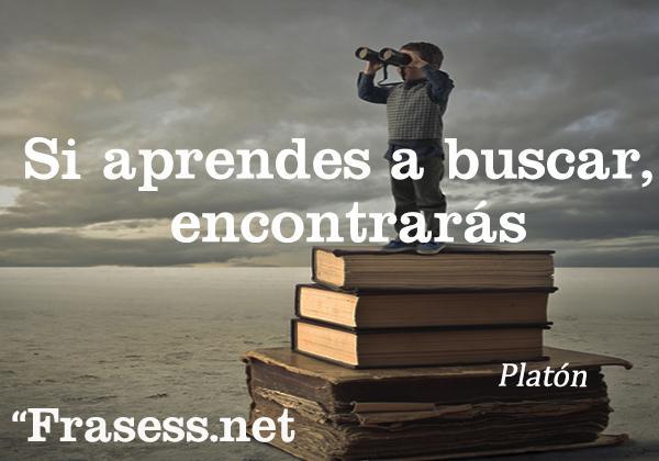 Las 40 Mejores Frases De Platón Sobre La Educación Y La Vida
