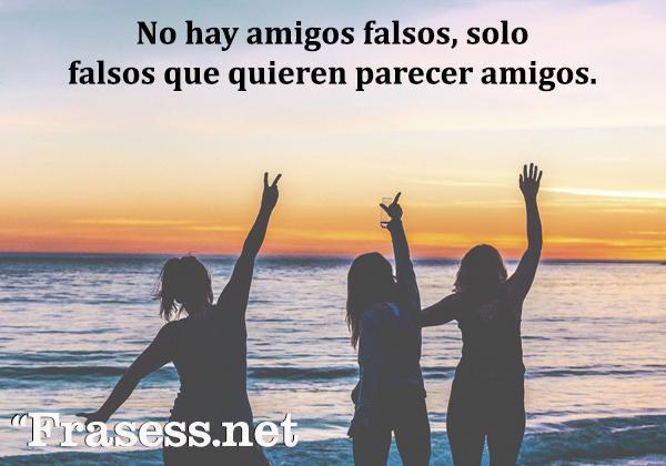 60 Frases De Amistad Falsa Para Amigos Hipócritas