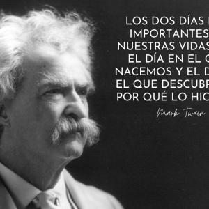 Frases de Mark Twain