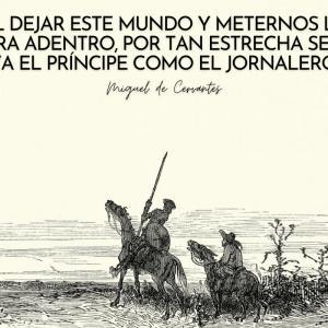 Frases de Don Quijote de la Mancha