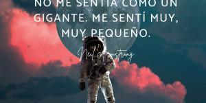 Frases del espacio