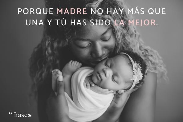 Frases para una madre fallecida