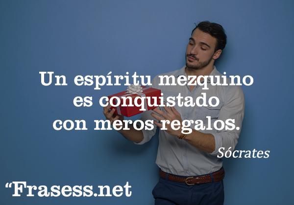 Frases De Sócrates Sobre Los Valores Y El Amor