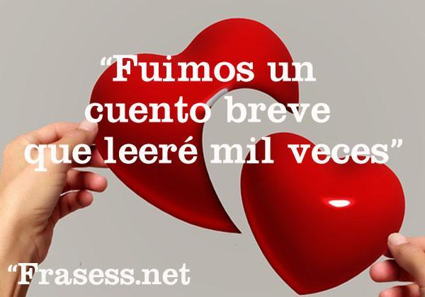 Frases De Amor No Correspondido Cortas Frasessnet