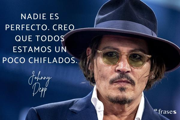 Frases de Johnny Depp