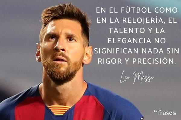 Frases de Messi