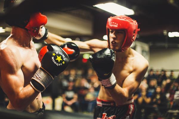 Frases de Boxeo