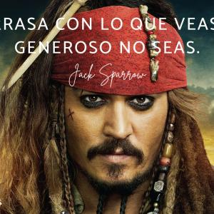 Frases de Jack Sparrow