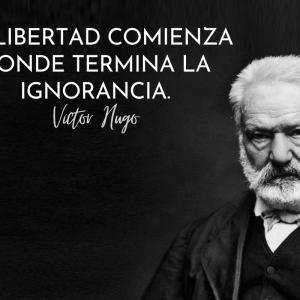 Frases de Víctor Hugo