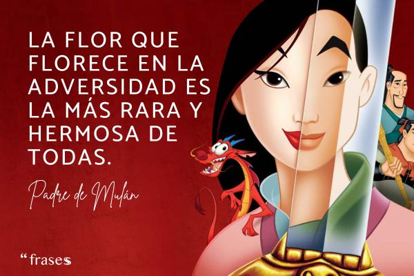 Frases de Mulán
