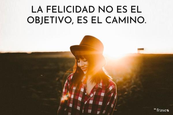Frases De Felicidad Y Alegría Para Sonreír Desde Ya