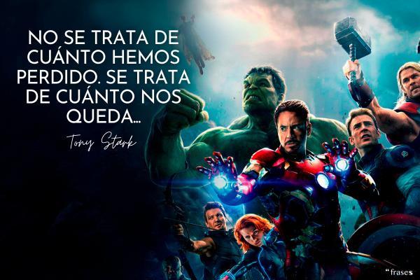 Frases de Superhéroes