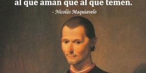 Frases de Maquiavelo