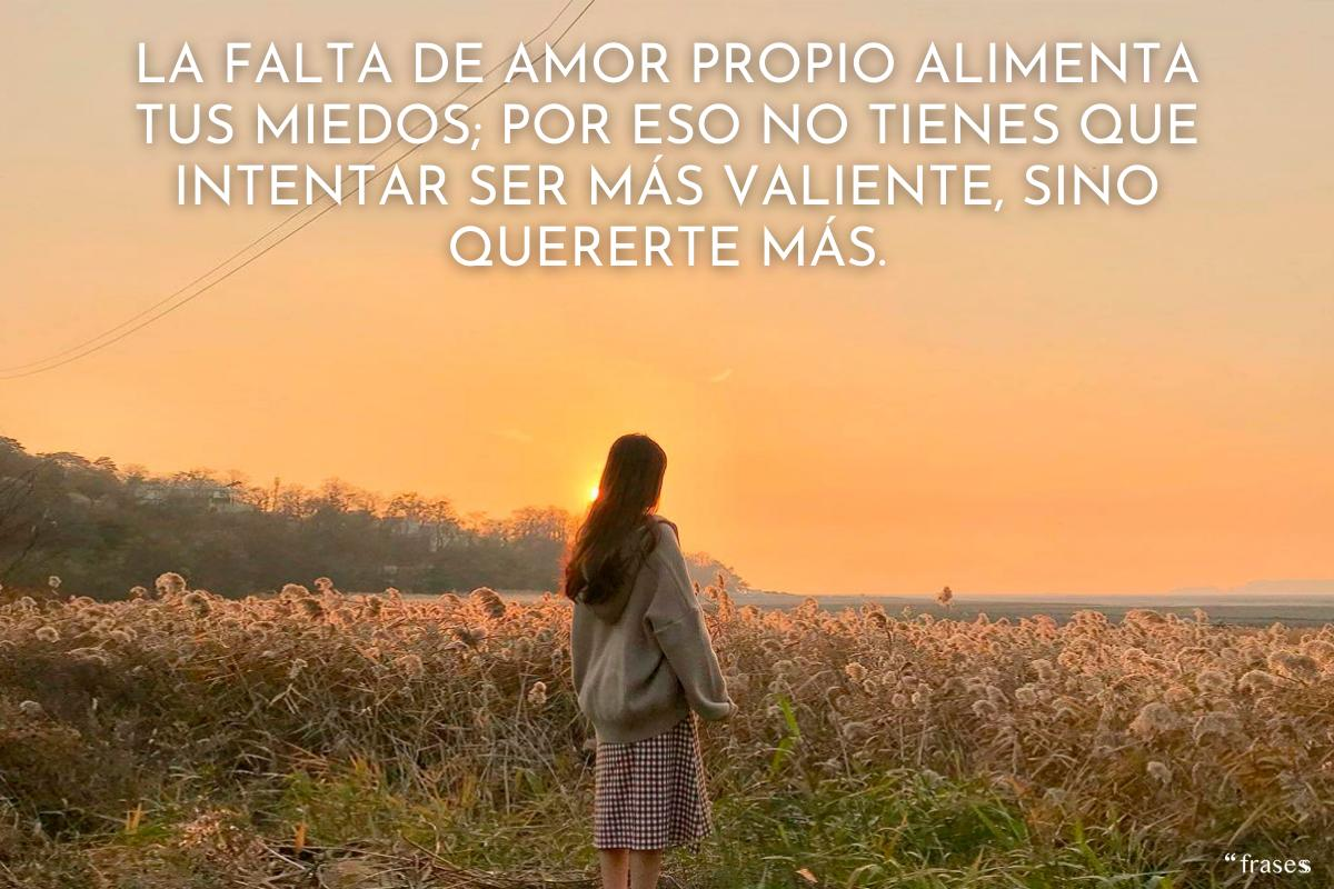 70 Frases De Amor Propio Y Autoestima Para Quererte