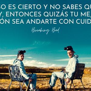Frases de Breaking Bad
