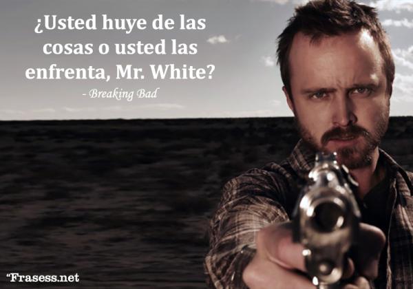 Frases de Breaking Bad -  Frases de Jesse Pinkman