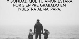 Frases para un padre fallecido