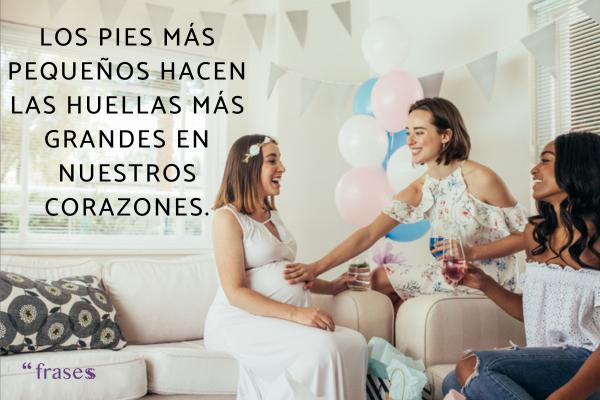 Frases para Baby Shower