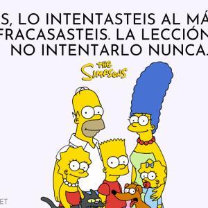 Frases de Los Simpson