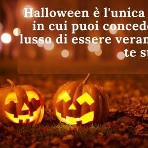 Frasi su Halloween