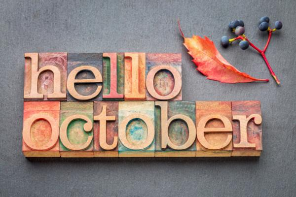 Frasi su ottobre