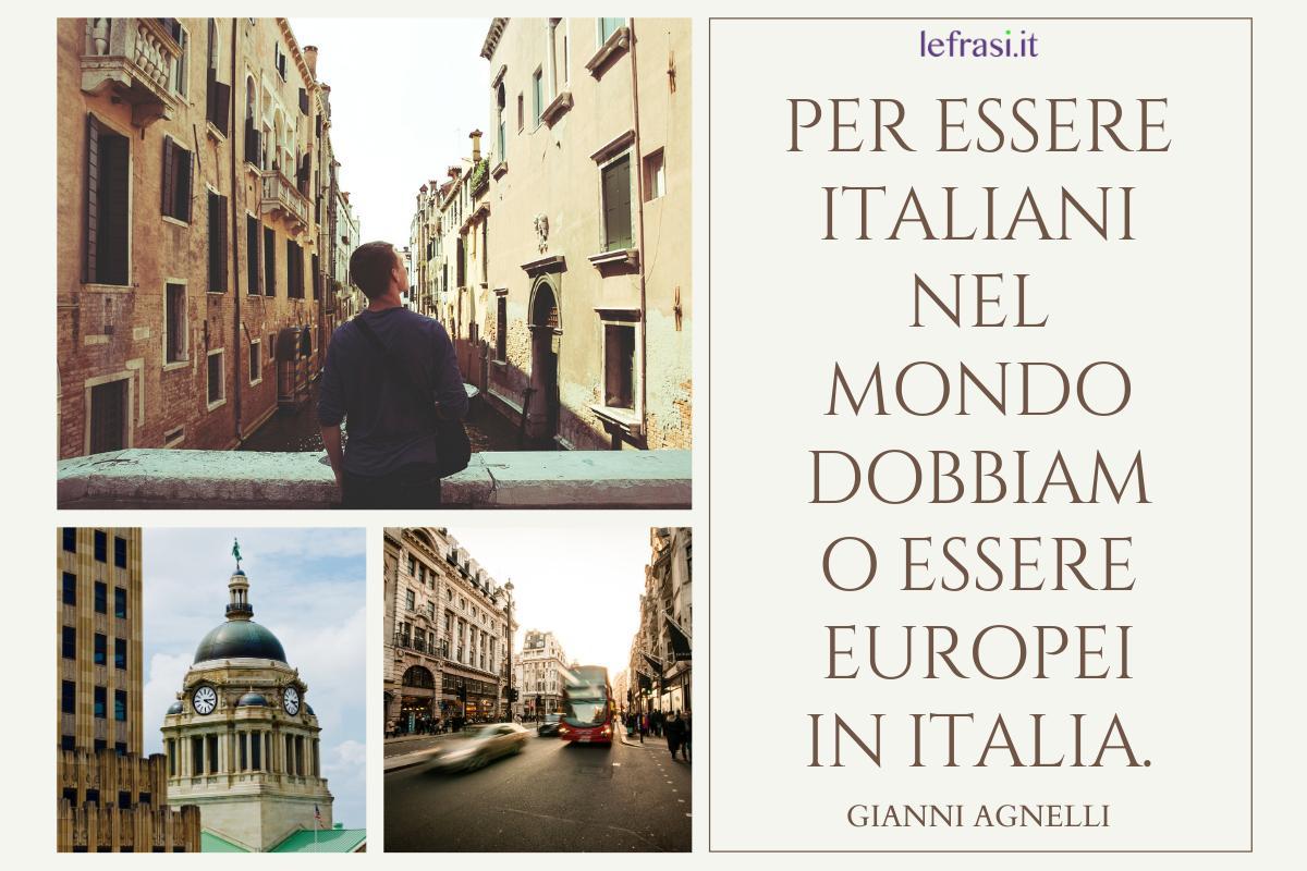 40+ Frasi di Gianni Agnelli: sulla Juve, vita&affari