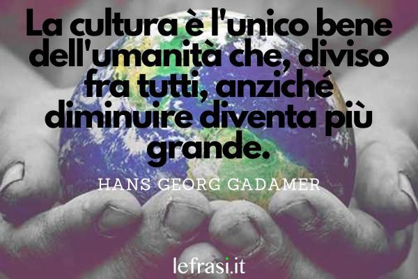 Frasi sull'Umanità