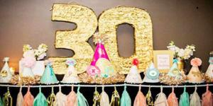 Frasi di auguri di compleanno per i 30 anni
