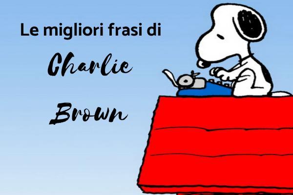 Frasi di Charlie Brown
