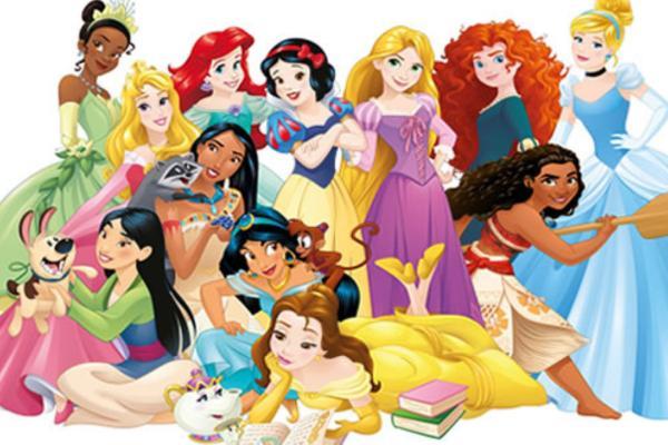 Frasi sulle principesse Disney
